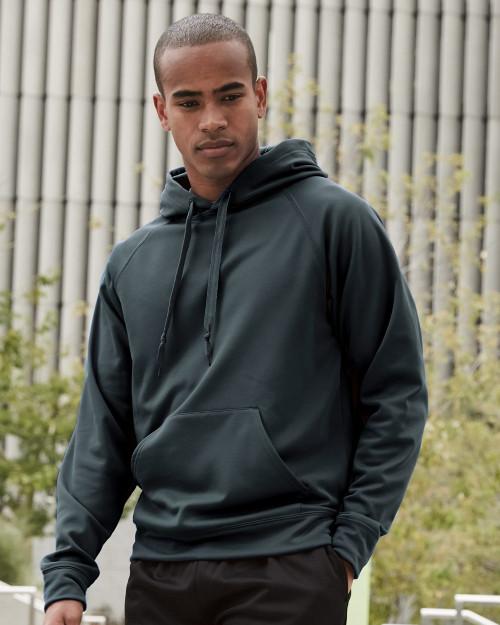 JERZEES Dri-Power Sport Hooded Sweatshirt PF96MR