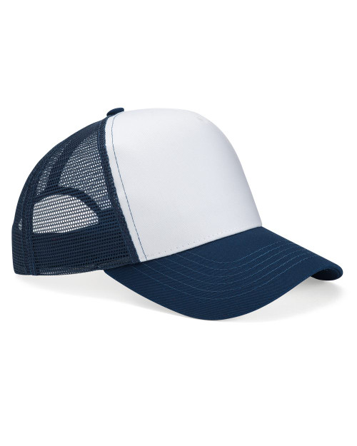 Mega Cap Recycled PET Mesh-Back Trucker Cap 6886