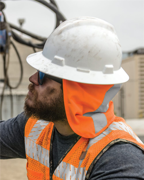 ML Kishigo Hard Hat Nape Protector 2808-2809