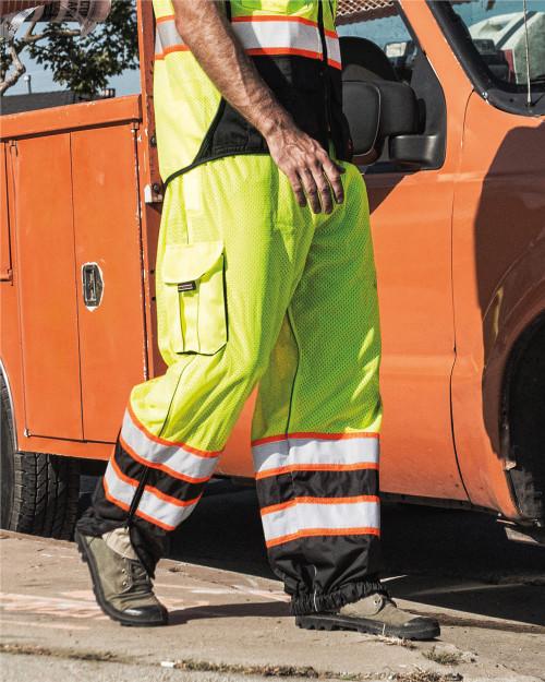 ML Kishigo Premium Brilliant Series Mesh Pants 3118-3119