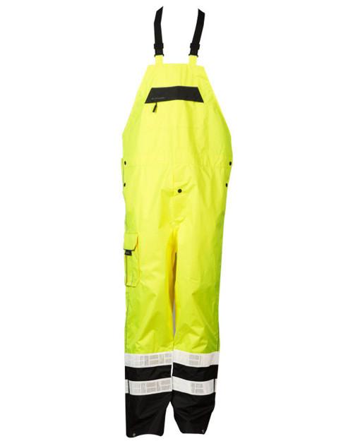 ML Kishigo Premium Black Series Rainwear Bib RWB106-107