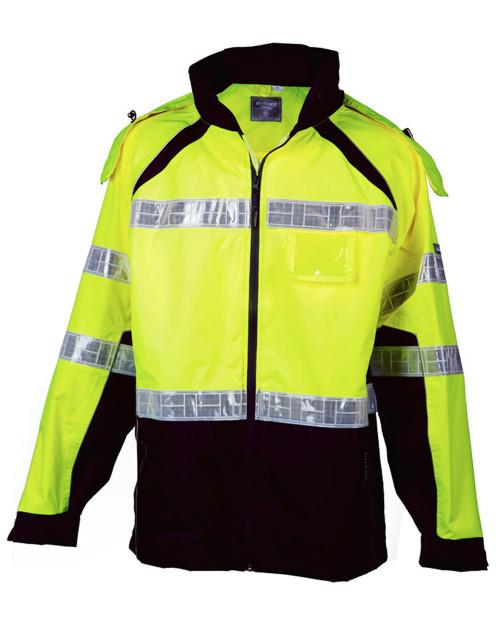 ML Kishigo Premium Brilliant Series Rainwear Jacket RWJ112