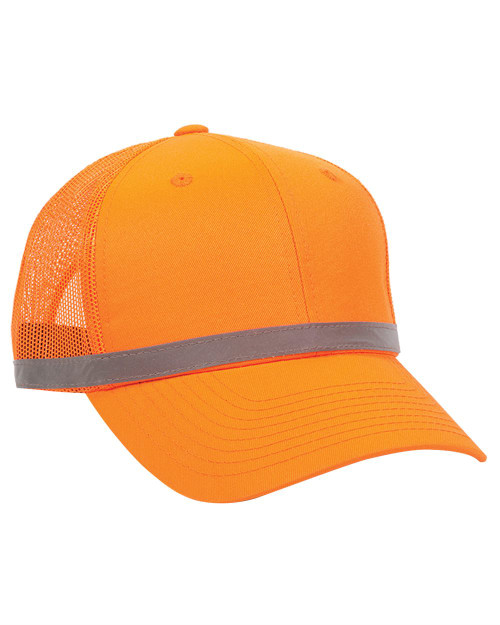 Outdoor Cap ANSI Certified Mesh-Back Cap ANSI100M