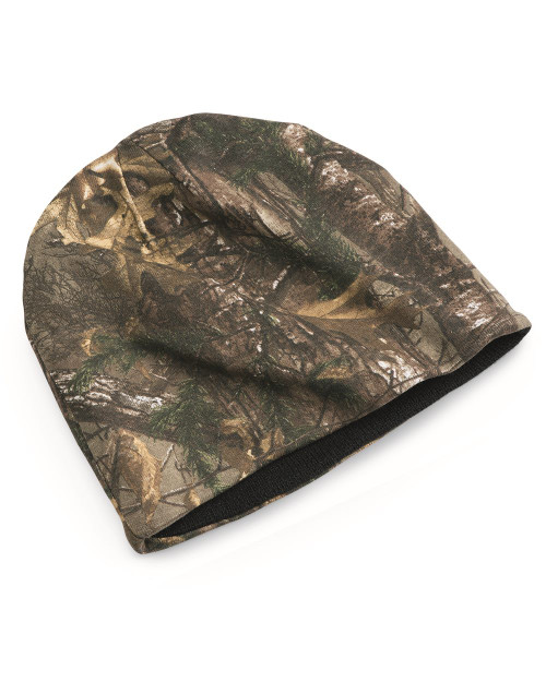 "Outdoor Cap Reversible 8"" Knit Camo Cap CMK405"