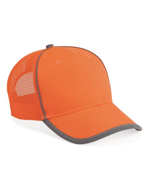 Outdoor Cap Safety Mesh-Back Cap SAF300M