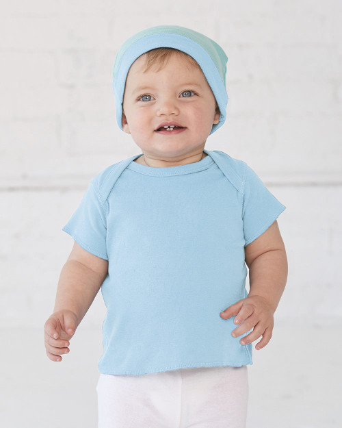 Rabbit Skins Infant Baby Rib Tee 3400