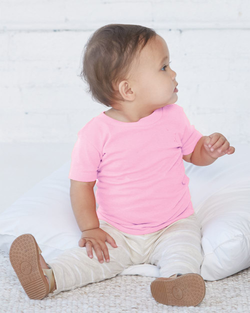 Rabbit Skins Infant Cotton Jersey Tee 3401