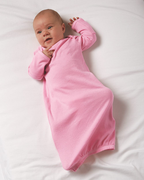 Rabbit Skins Infant Baby Rib Layette 4406