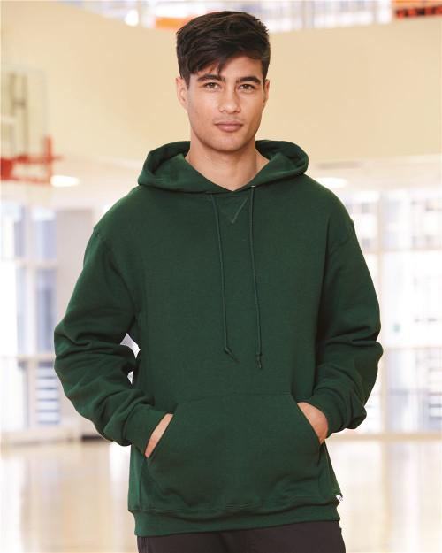 Russell Athletic Dri Power Hooded Pullover Sweatshirt 695HBM