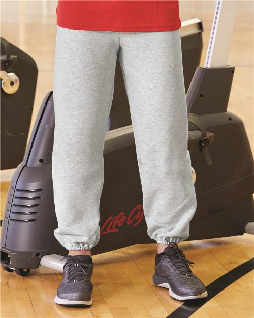 Russell Athletic Dri Power Closed Bottom Sweatpants 696HBM