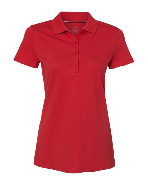 Tommy Hilfiger Women's Classic Fit Ivy Pique Sport Shirt 13H4534