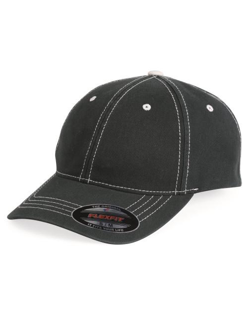 Flexfit Contrast Color Stitched Cap 6386