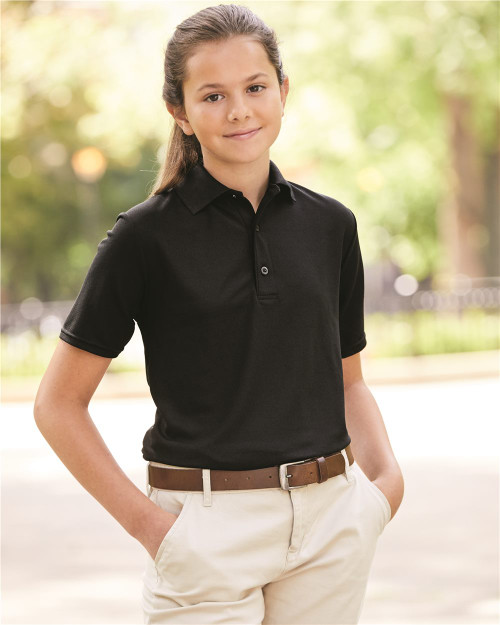 Gildan Performance Youth Double Pique Sport Shirt 45800B