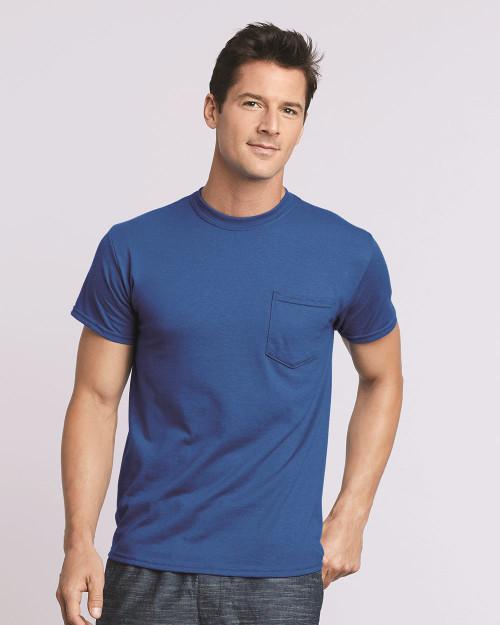 Gildan DryBlend Pocket T-Shirt 8300