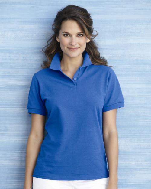 Gildan DryBlend Women's Pique Sport Shirt 94800L