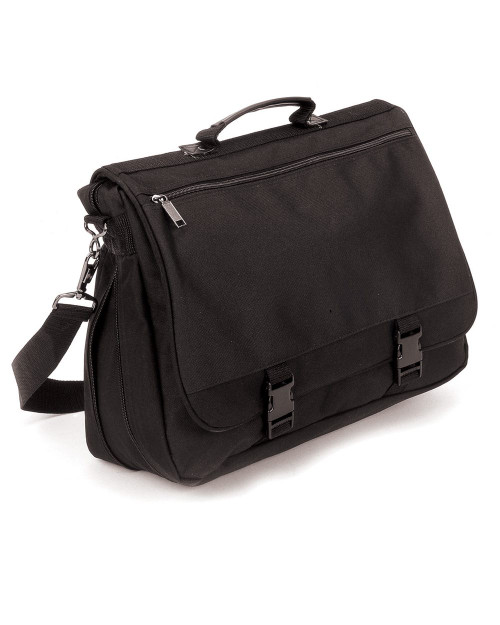 Liberty Bags Corporate Raider Expandable Briefcase 1011