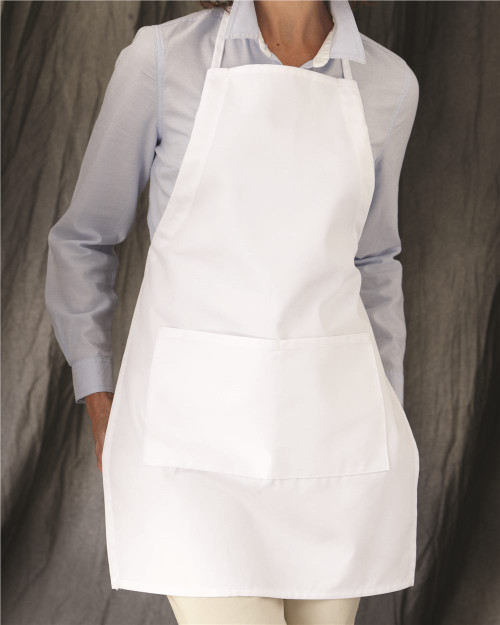 Liberty Bags Two-Pocket Butcher Apron 5502