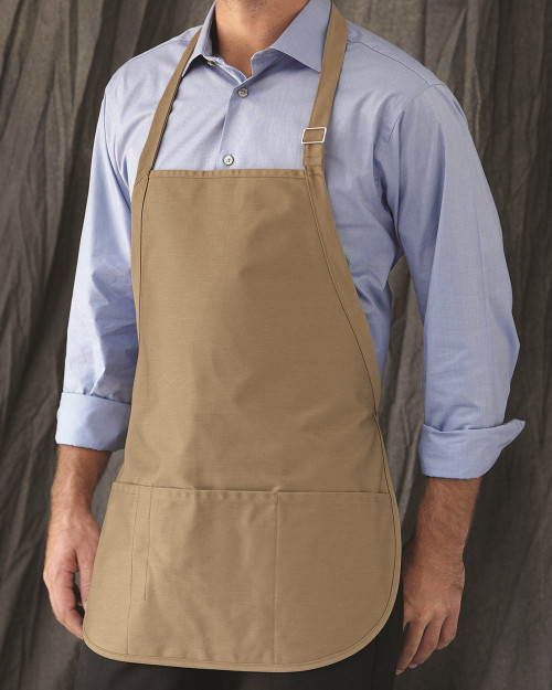 Liberty Bags Adjustable Neck Strap Apron 5507