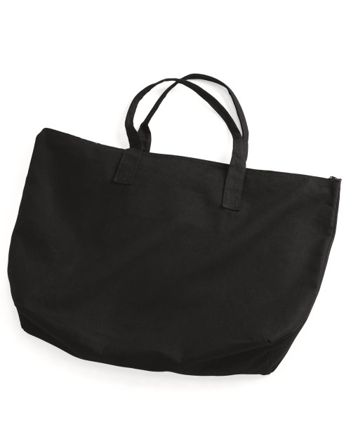 Liberty Bags Tote with Top Zippered Closure 8863