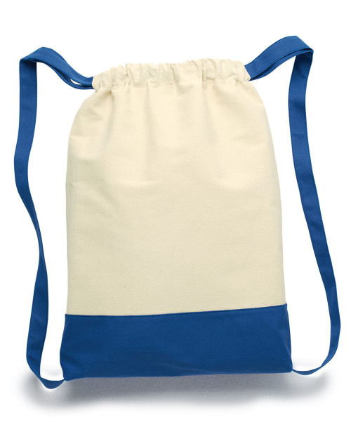Liberty Bags Drawstring Backpack 8876