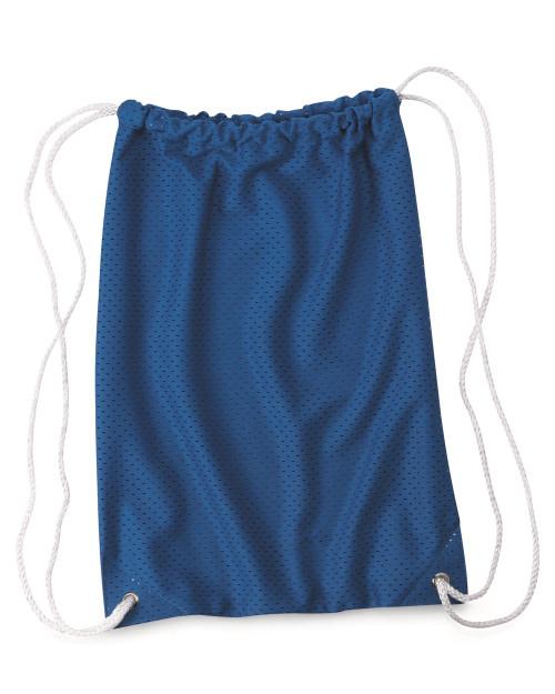 Liberty Bags Mesh Drawstring Backpack 8895