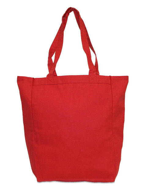 Liberty Bags Allison Cotton Canvas Tote 9861