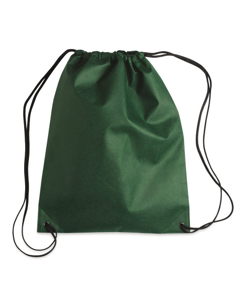Liberty Bags Non-Woven Drawstring Backpack A136