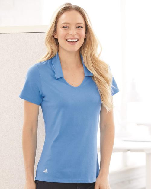 Adidas Women's Cotton Blend Sport Shirt A323