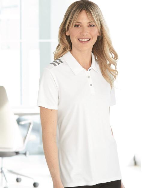 Adidas Women's 3-Stripes Shoulder Sport Shirt A325
