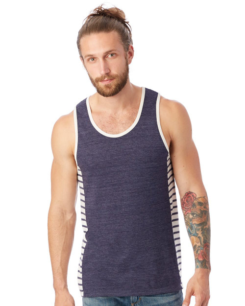 Alternative Marine Eco-Jersey Panel Tank Top 1998