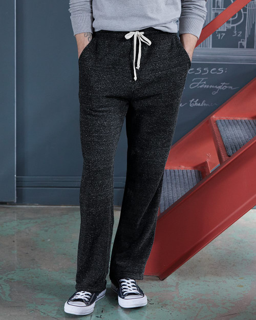 Alternative Eco-Fleece Hustle Open-Bottom Sweatpants 3500