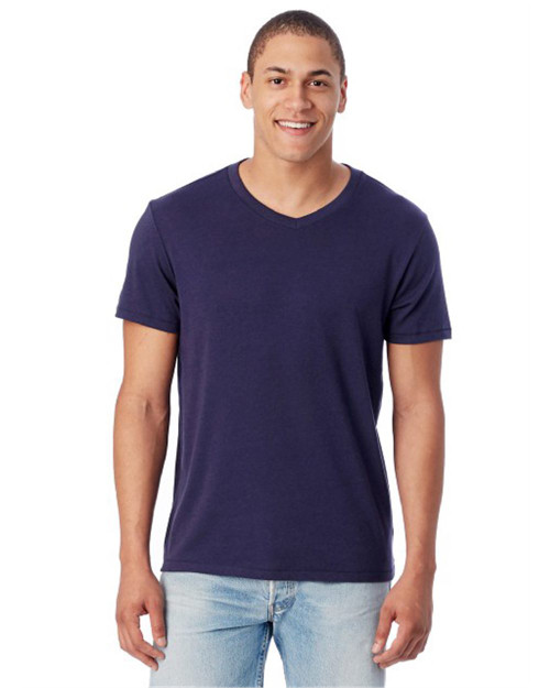 Alternative Keeper Vintage Jersey V-Neck T-Shirt 5101