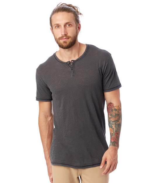 Alternative Home Team Henley Shirt 6897