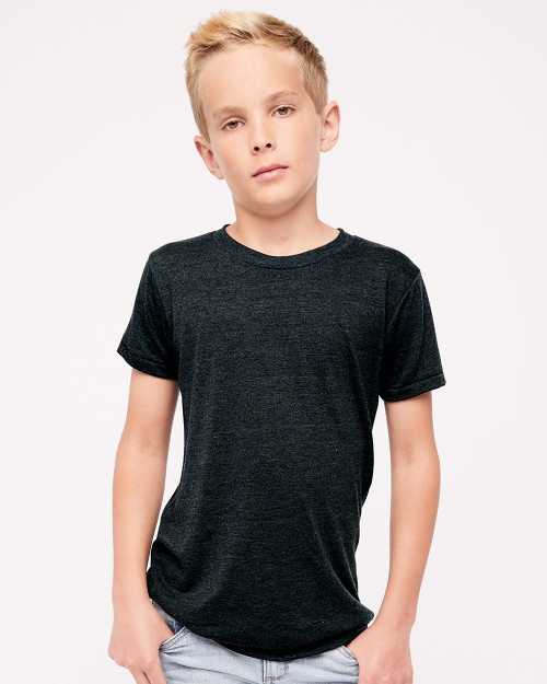 American Apparel Youth Triblend Tee TR201W