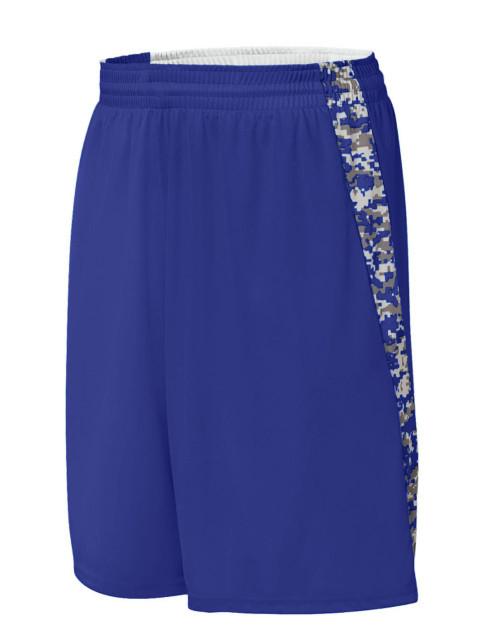 Augusta Sportswear Youth Hook Shot Reversible Shorts 1164