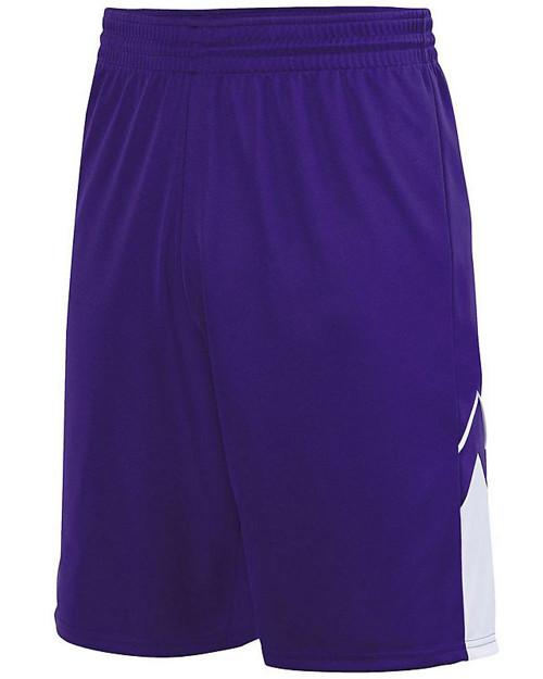 Augusta Sportswear Alley-Oop Reversible Shorts 1168
