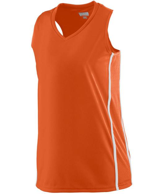 Augusta Sportswear Girls' Winning Streak Racerback Jersey 1183