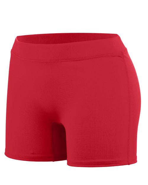 Augusta Sportswear Girls' Enthuse Shorts 1223