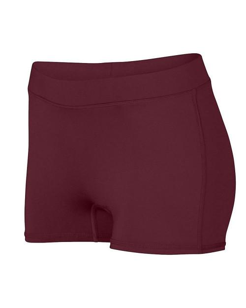 Augusta Sportswear Girls' Dare Shorts 1233