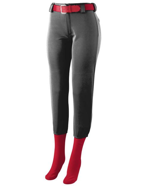 Augusta Sportswear Women's Low Rise Homerun Pants 1240