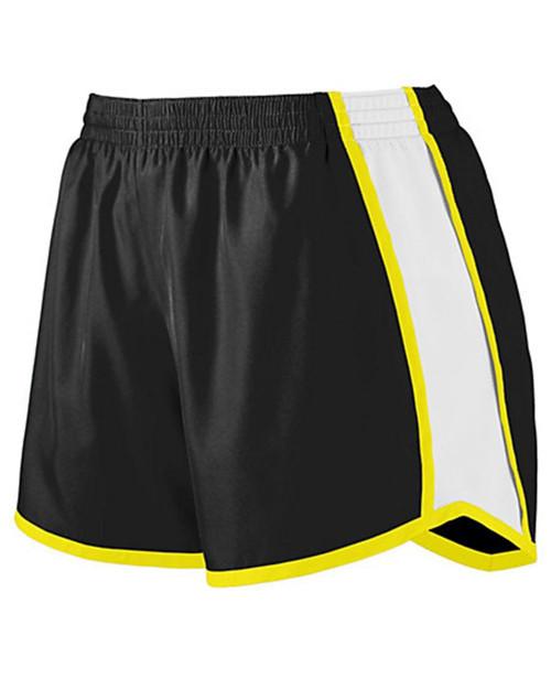 Augusta Sportswear Girls' Pulse Team Shorts 1266