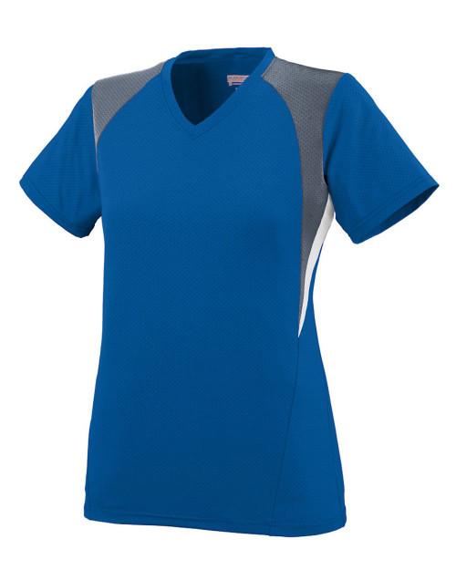 Augusta Sportswear Girls' Mystic Jersey 1296