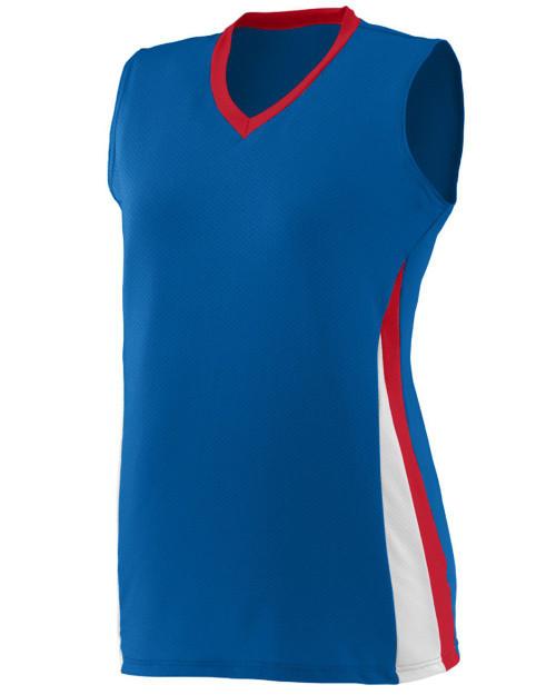 Augusta Sportswear Girls' Tornado Jersey 1356