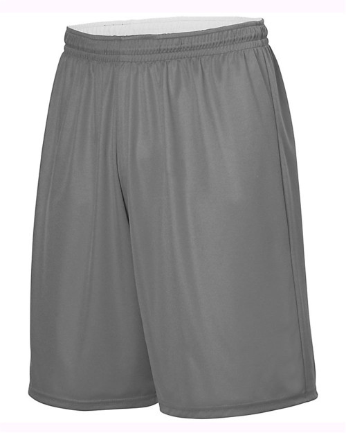 Augusta Sportswear Reversible Wicking Shorts 1406