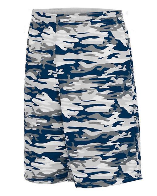 Augusta Sportswear Youth Reversible Wicking Shorts 1407
