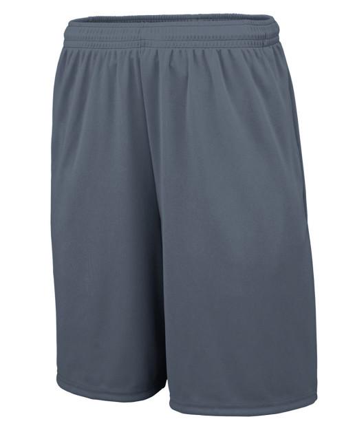 Augusta Sportswear Training Shorts with Pockets 1428