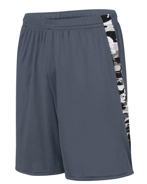 Augusta Sportswear Mod Camo Training Shorts 1432
