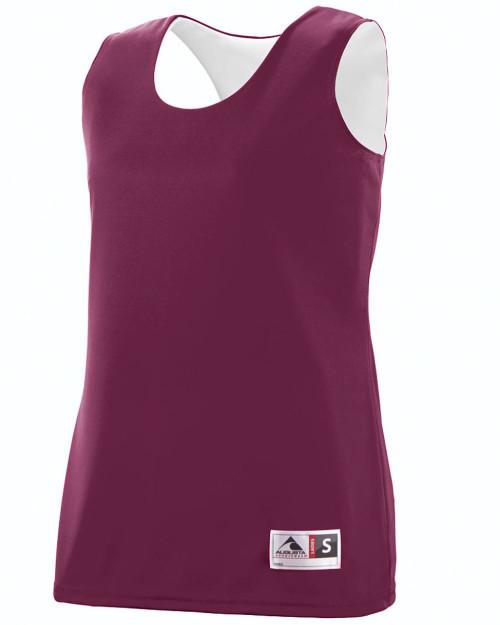 Augusta Sportswear Women's Reversible Wicking Tank 147