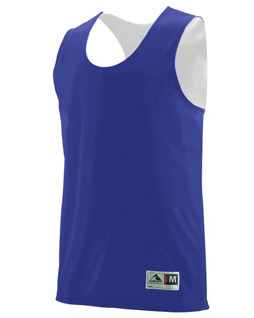 Augusta Sportswear Youth Reversible Wicking Tank 149