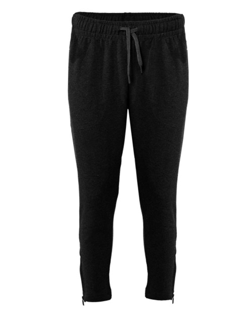 Badger Women's Fitflex French Terry Ankle Pants 1071